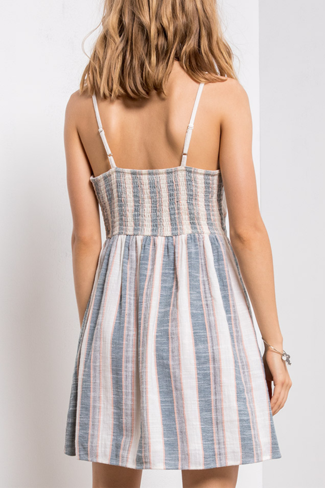 Others Follow  Clementine Dress - Side Cropped Image