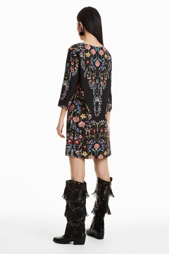 DESIGUAL Clementine Floral Dress - Alternate List Image