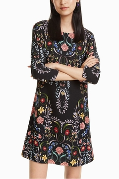 DESIGUAL Clementine Floral Dress - Product List Image