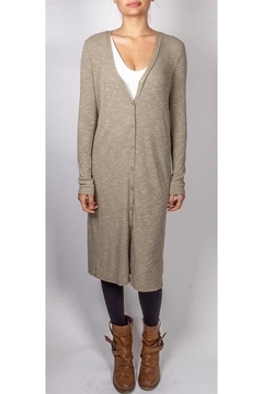 Miss Love Clementine Long Cardigan - Product List Image