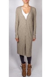 Miss Love Clementine Long Cardigan - Product Mini Image
