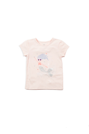 EGG Cleo Graphic Tee - Front cropped