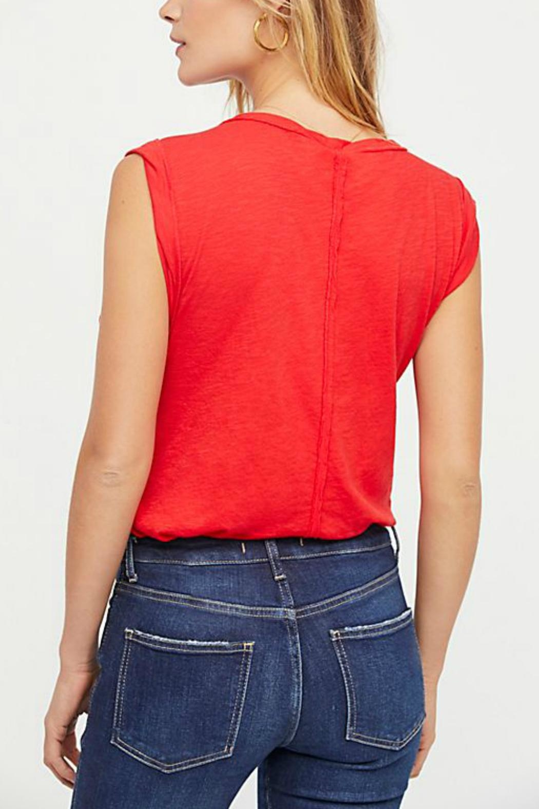 Free People Cleo Tee - Front Full Image