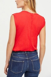 Free People Cleo Tee - Front full body