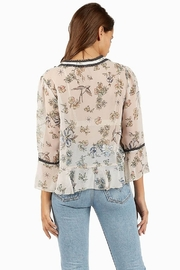 Cleobella Khloe Blouse - Front full body