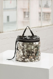 Cleobella Mini Pike Sequined Backpack - Product Mini Image