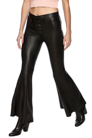 Cleobella Silvie Leather Pant - Product Mini Image