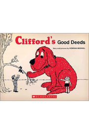 Scholastic Clifford's Good Deeds - Product Mini Image