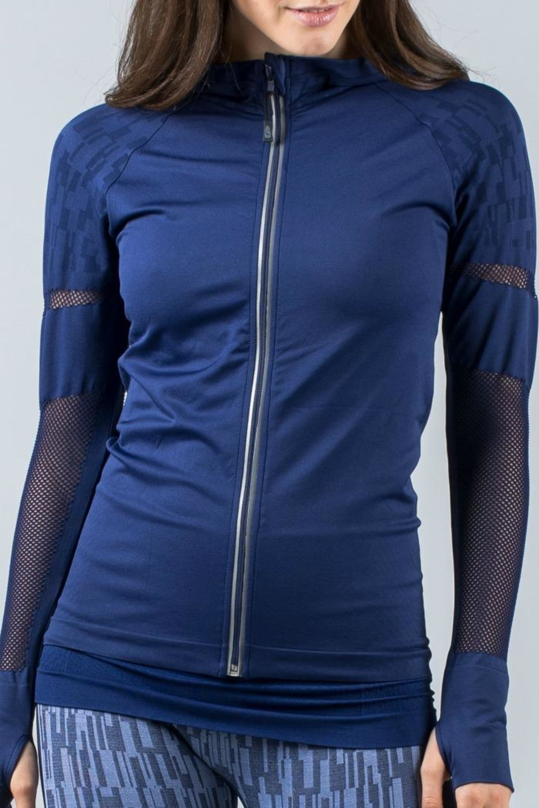 Climawear Quest Seamless Hoodie - Main Image
