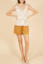 FRNCH Clivia Roses Top - Product Mini Image
