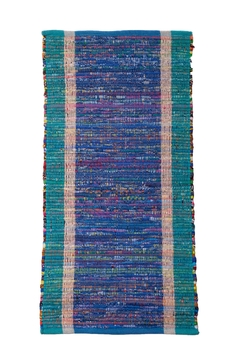 Shoptiques Product: Multicolored Rag Rug