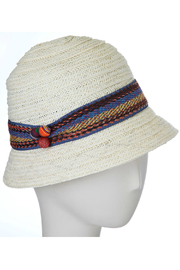 F & M Hat company Cloche hat - Front cropped