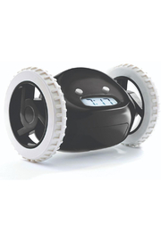 Clocky Alarm Clock On Wheels - Product Mini Image