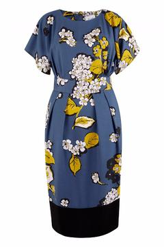 Closet Floral Midi Dress - Product List Image
