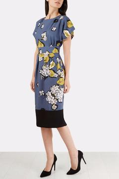 Closet Floral Midi Dress - Alternate List Image