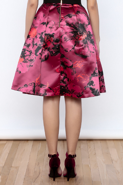 Closet Satin Skirt - Alternate List Image