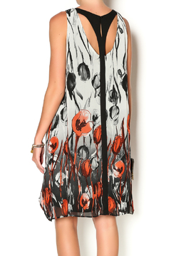 Clotheshead Black Poppy Dress - Alternate List Image