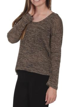 Clotheshead Brown Black Sweater - Product List Image
