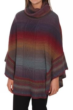 Clotheshead Colorful Cape - Product List Image