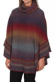 Clotheshead Colorful Cape - Side cropped