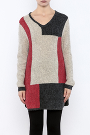 Clotheshead Colorful Tunic - Side cropped
