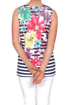 Clotheshead Floral Sleeveless Top - Alternate List Image