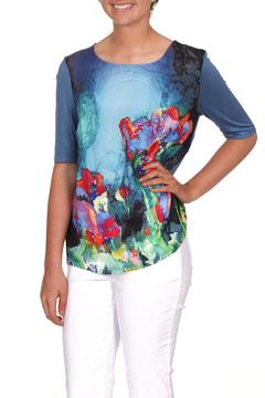 Clotheshead Floral Top - Product List Image