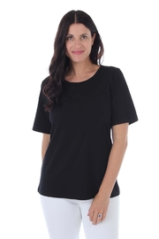 Clotheshead Short Sleeve Top - Product Mini Image