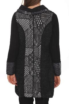 Clotheshead Stylish Tunic Cardigan - Alternate List Image