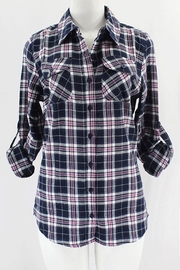 Clothing of America Flannel Plaid Shirt - Product Mini Image