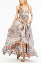 Olivaceous Cloud Dress - Product Mini Image