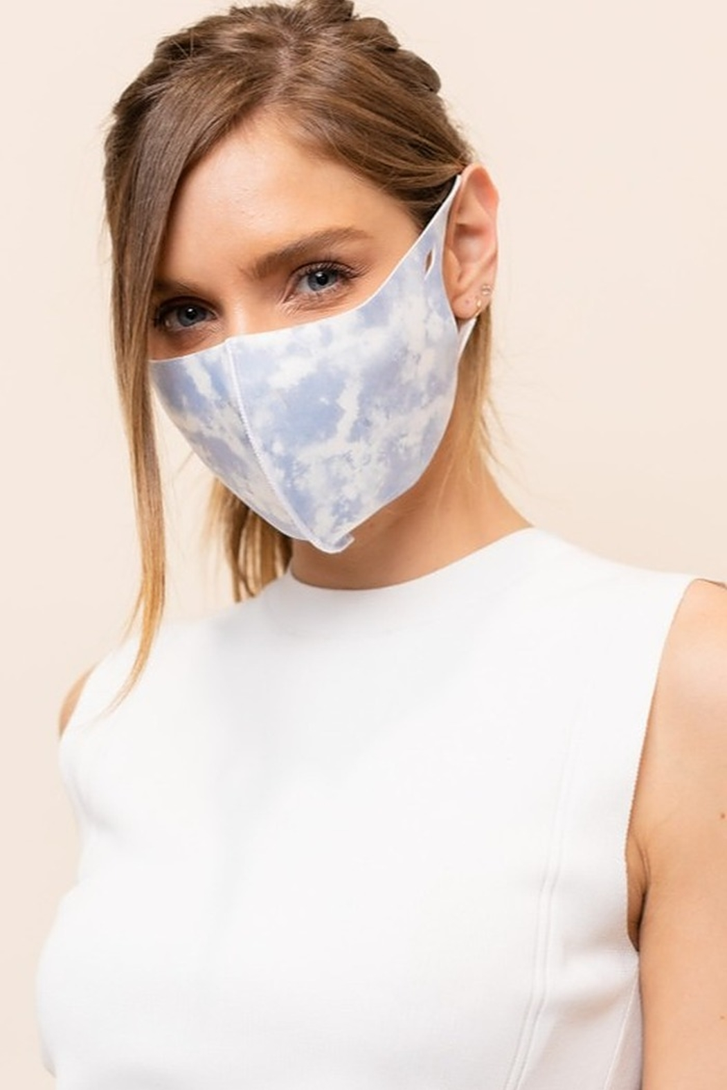 Gilli  Cloud Face Mask - Front Full Image