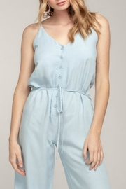 Everly Cloud Nine Jumpsuit - Back cropped