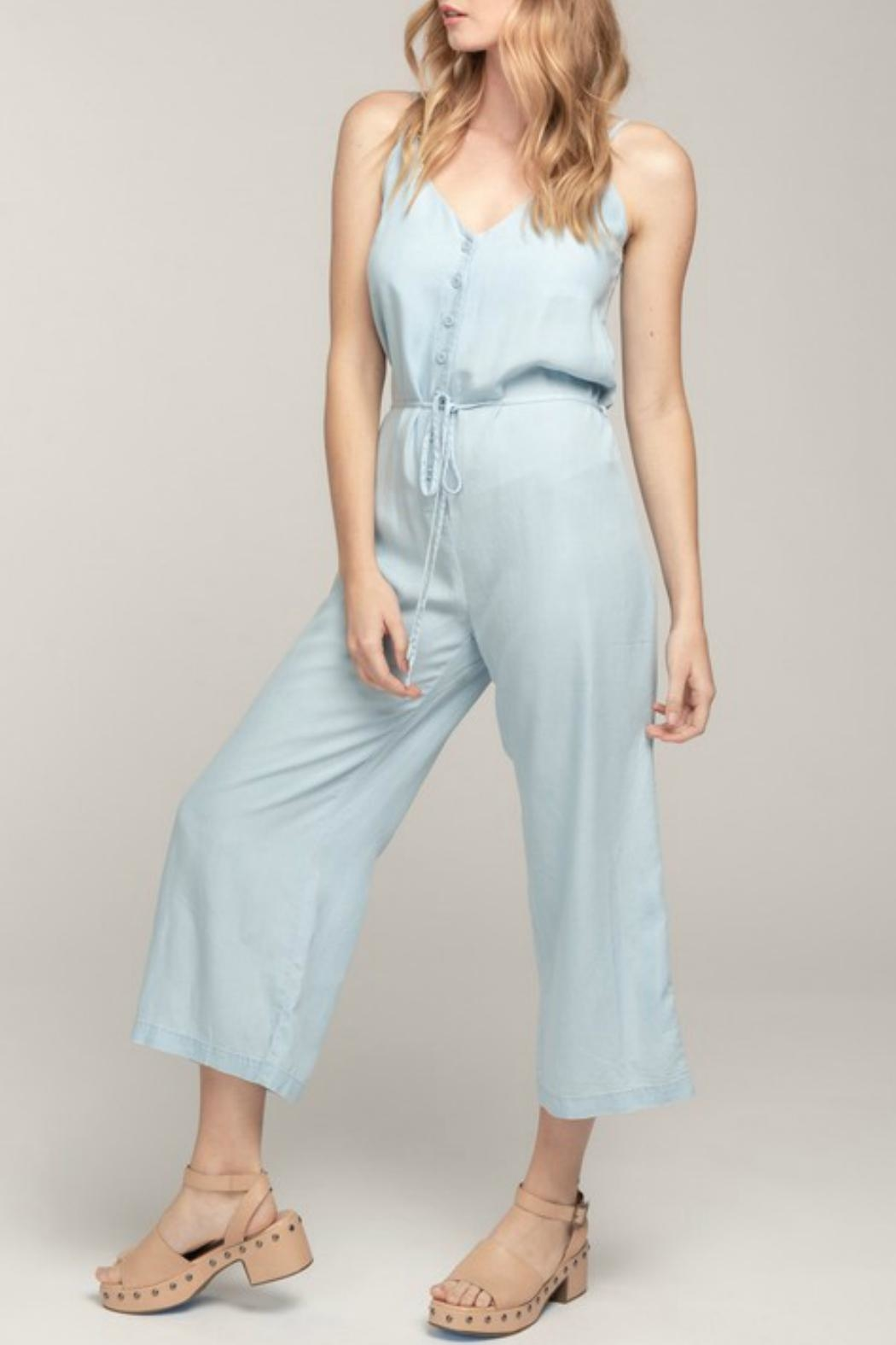 Everly Cloud Nine Jumpsuit - Side Cropped Image
