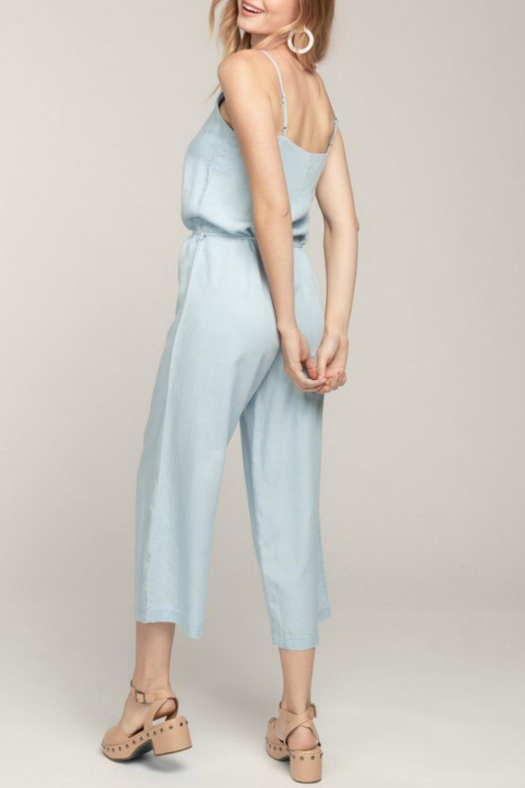 Everly Cloud Nine Jumpsuit - Front Full Image
