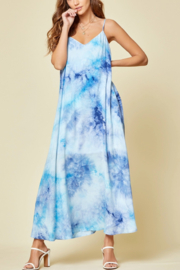 Andree by Unit Cloud Nine Tie-Dye Maxi - Product Mini Image