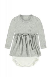 Belly Button Cloud Onesie Dress - Front cropped
