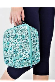 Vera Bradley Cloud Vines Lunch Bunch - Side cropped
