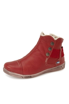 Shoptiques Product: Aline Leather Bootie