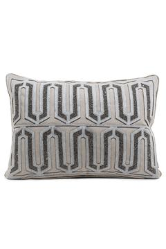 Cloud Nine Hairon Leather Pillow - Product List Image