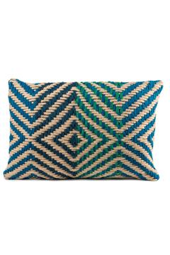 Cloud Nine Natural Embroidered Pillow - Product List Image