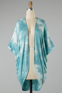 Final Touch CLOUDS KIMONO - Product List Image
