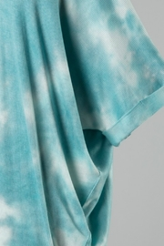 Final Touch CLOUDS KIMONO - Side cropped