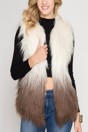 Cloudwalk Faux Fur Ombre - Other