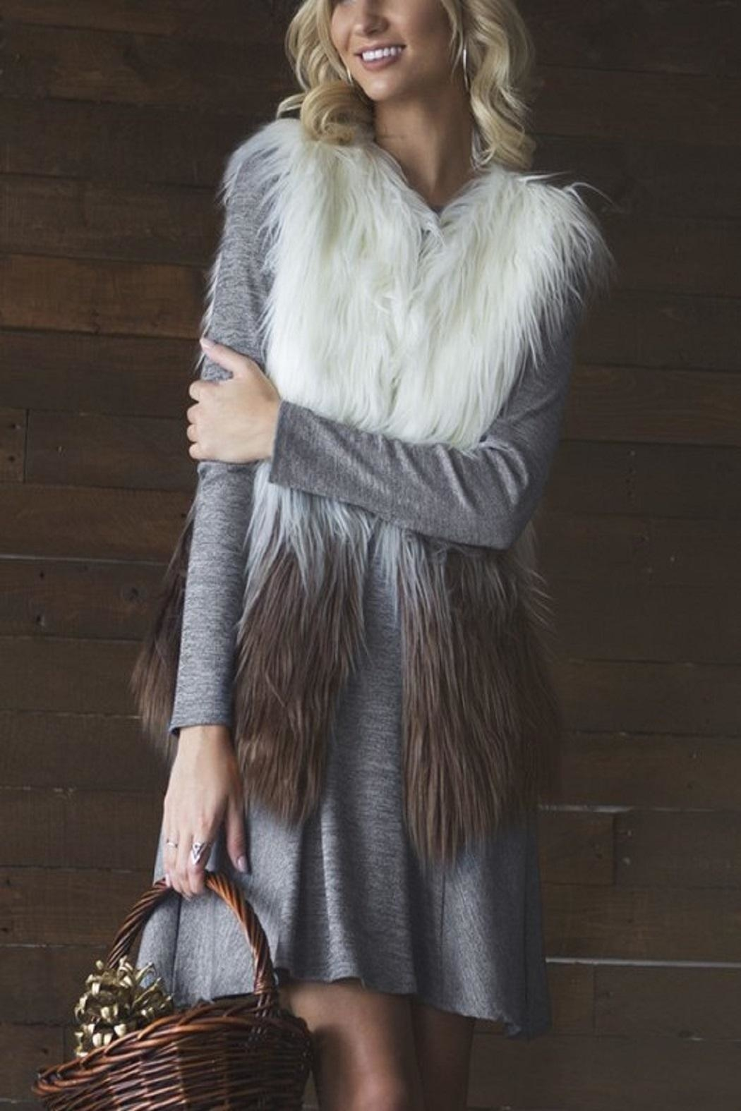 Cloudwalk Faux Fur Ombre - Main Image
