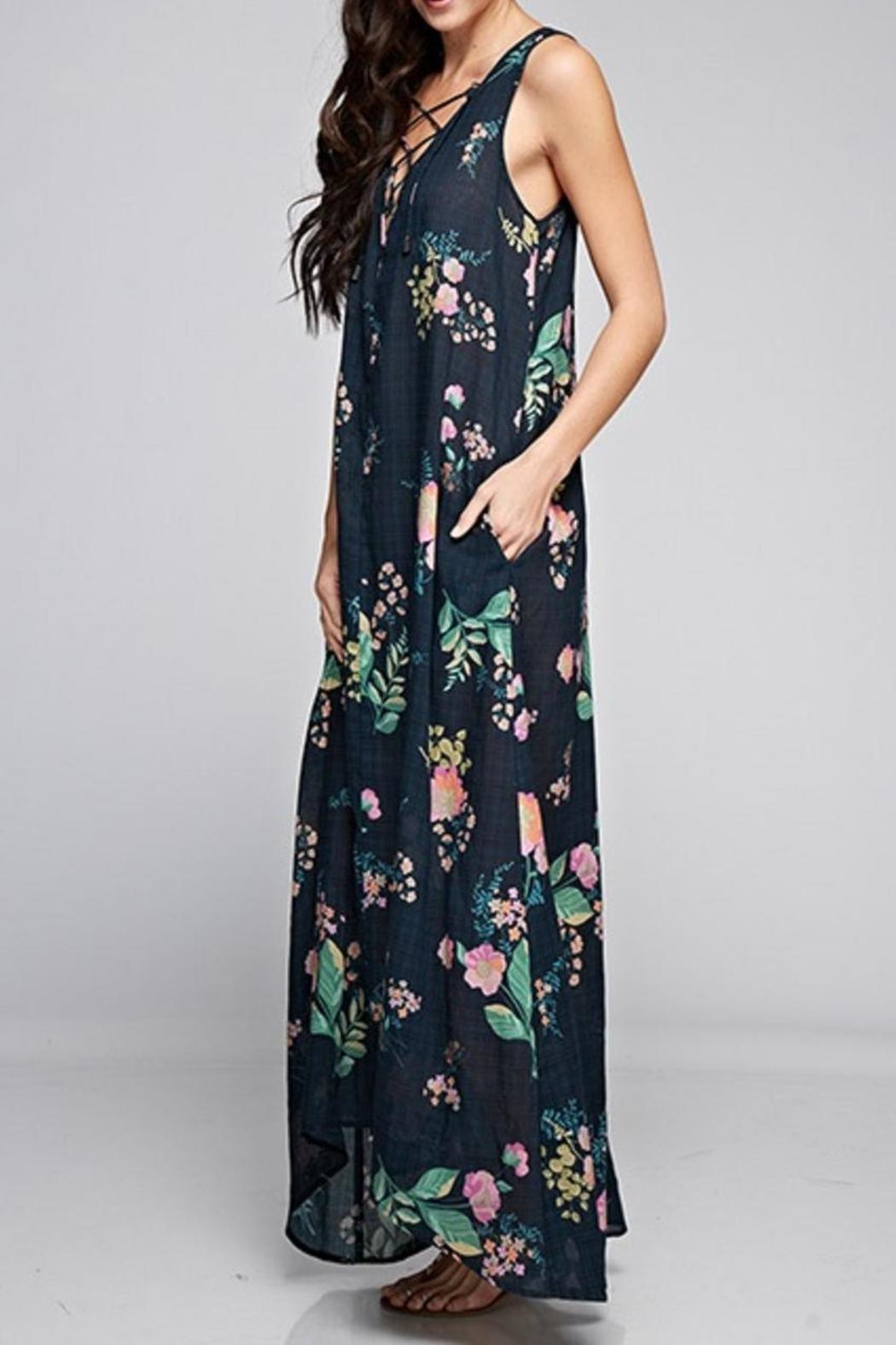 Cloudwalk The Betsey Maxi - Front Full Image