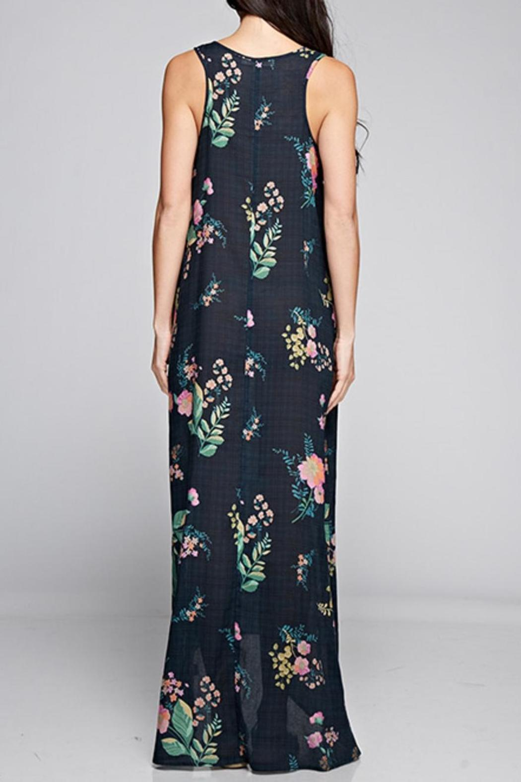 Cloudwalk The Betsey Maxi - Side Cropped Image
