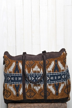 Shoptiques Product: Tribal Print Weekender