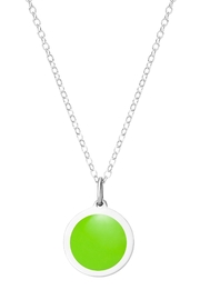 Auburn Jewelry Clover Silver Pendant - Mini - Side cropped