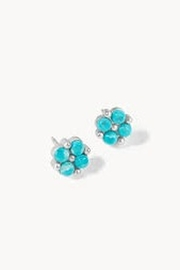 Spartina 449 Clover Stud Earrings - Product Mini Image
